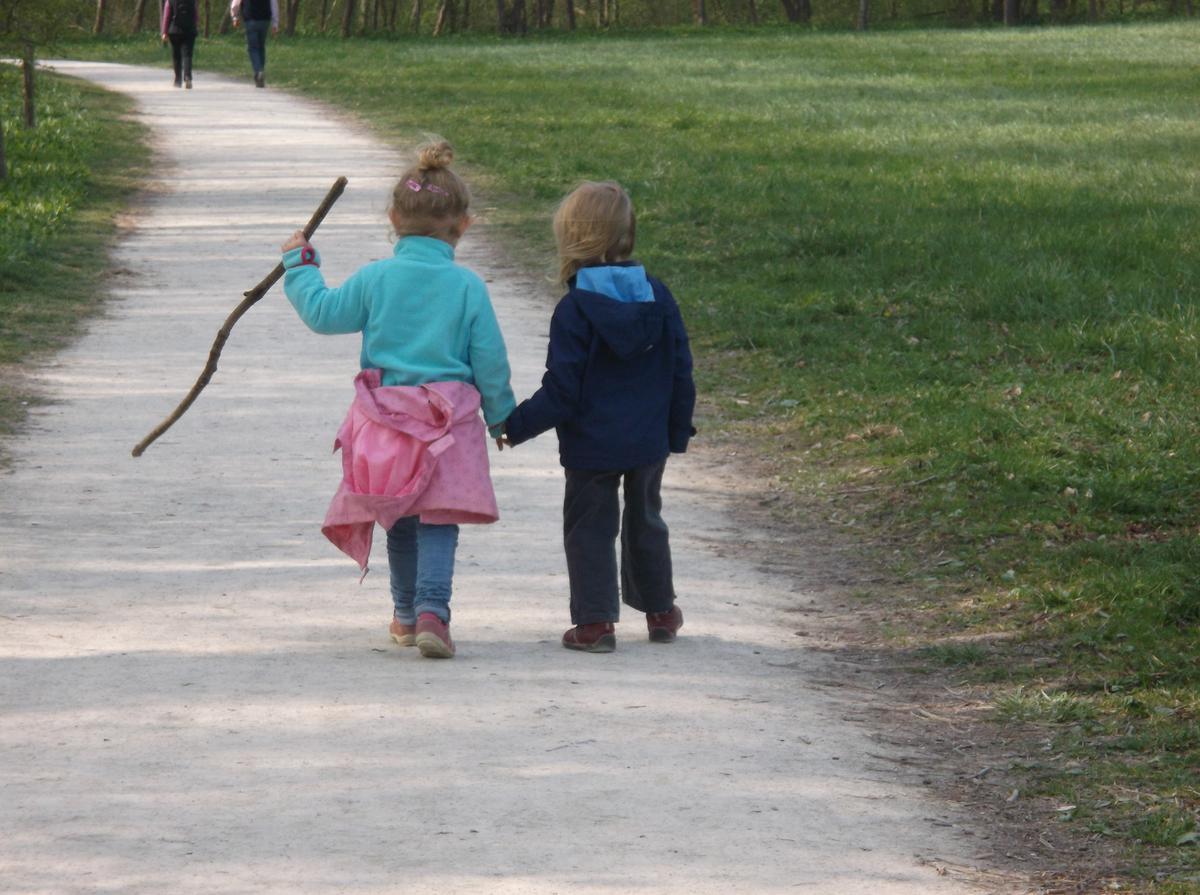 Ausflug Waldorfkindergarten