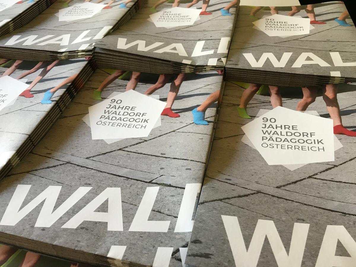 2017 = 90 Jahre Waldorfpädagogik in Österreich