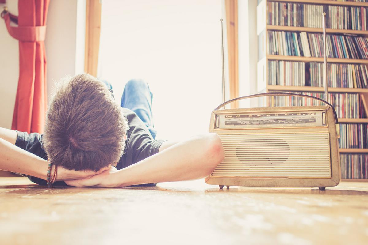 Radio hören ©Patrick Daxenbichler