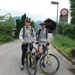 Auf dem Weg nach Kufstein ...