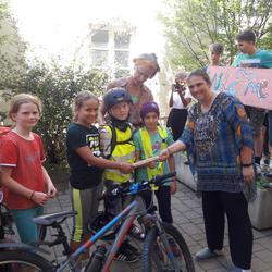 Übergabe an die Innsbrucker Schule
