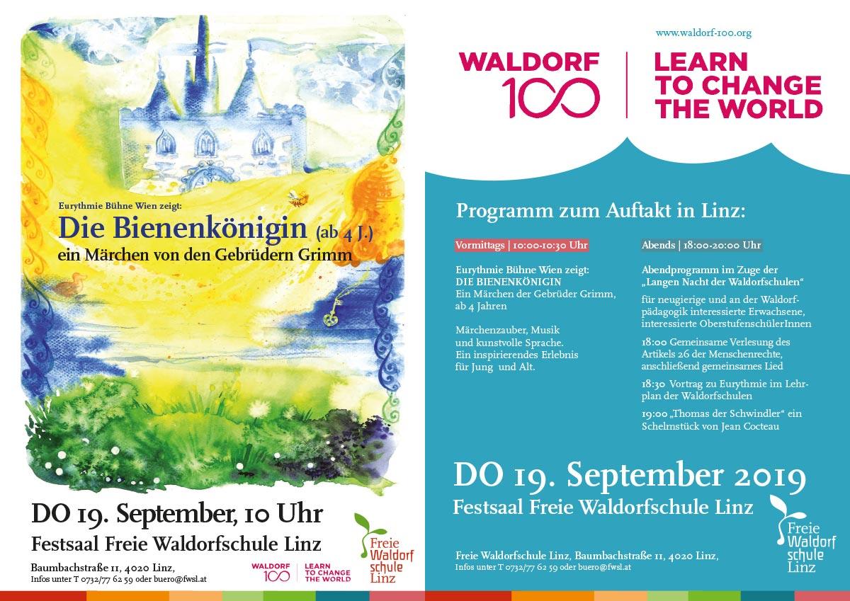 Die lange Nacht der Waldorfschulen in Linz