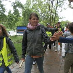 Ankunft der Staffel von Eisenstadt in Pannonia