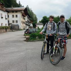 Letzte Etappe nach Kufstein